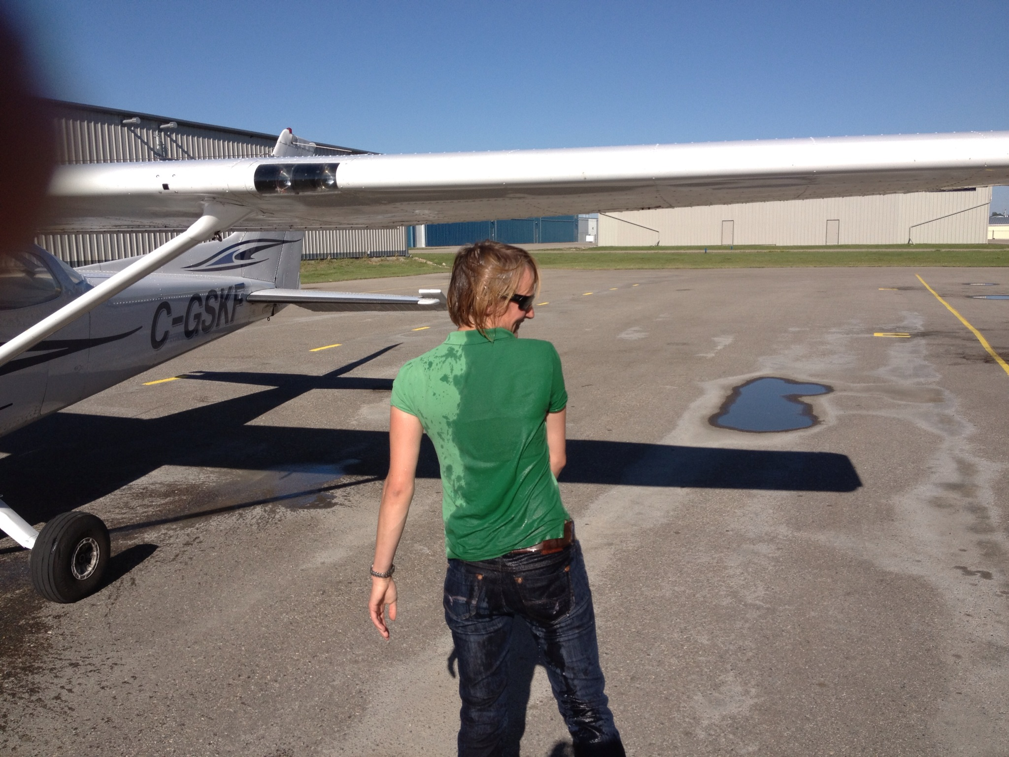 First solo initiation