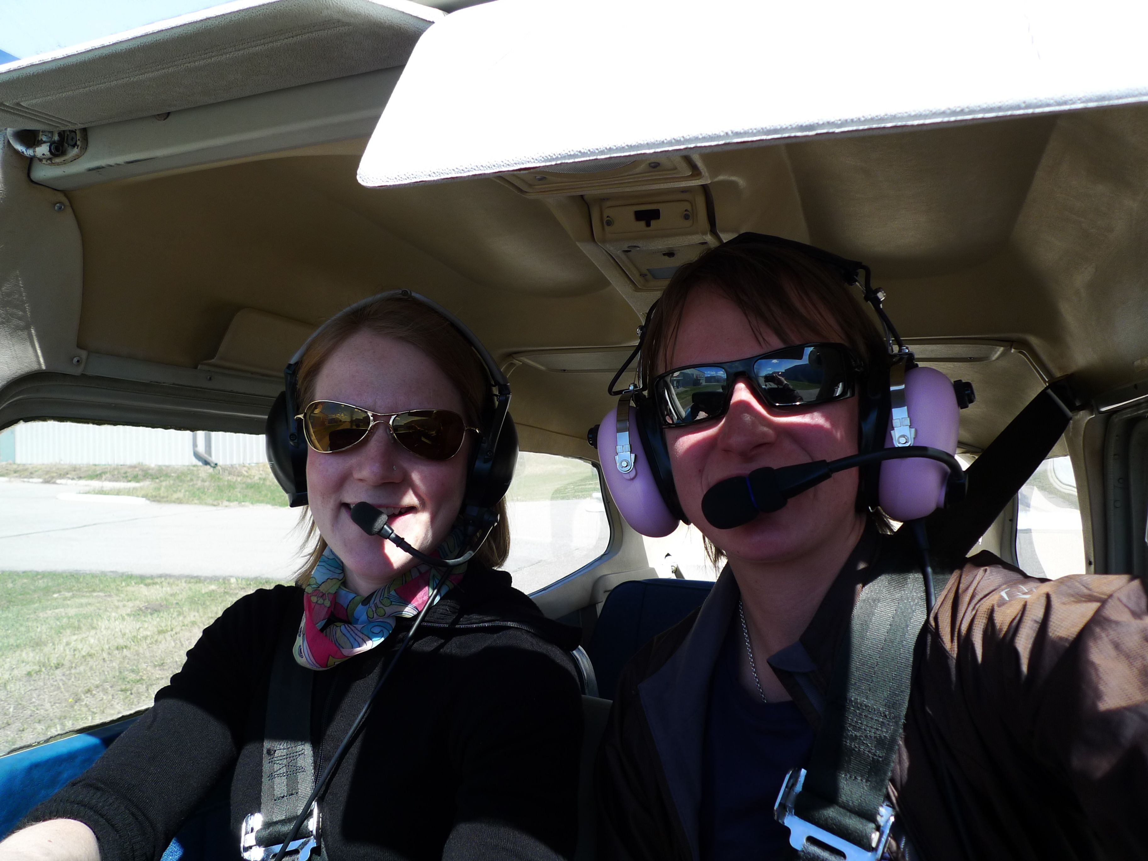 Sarah and Me at CYBW