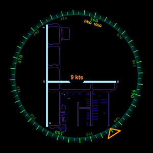 A sample RVR for CYBW (Springbank)