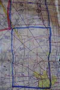 Calgary VFR Navigation Chart