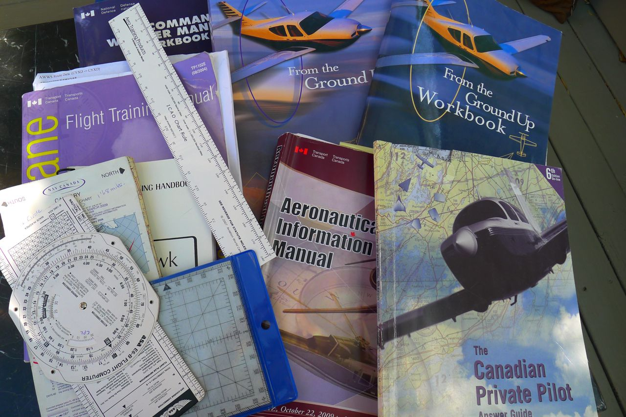 Preparing for your PPL Written Exam - FlyTime ca