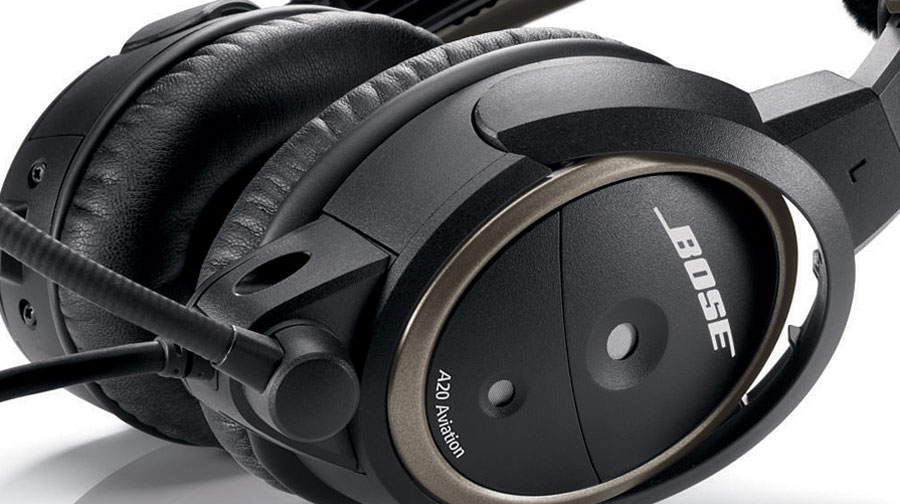 The Bose A20