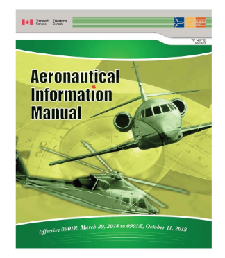 aeronautical information manual 2018