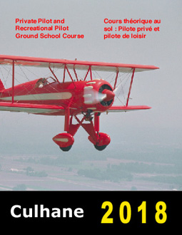 881629d9422 Private Pilot and Recreational Pilot Ground School Course by Culhane ...