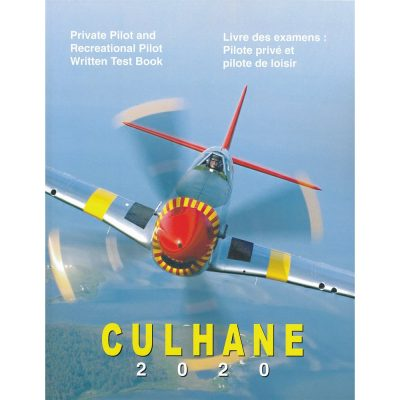 culhane-private-pilot-written-test-book