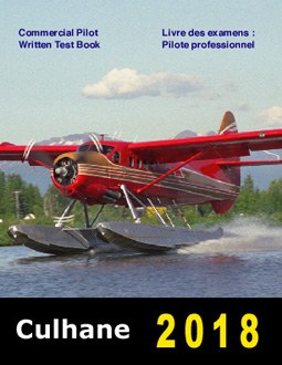 b06c4087563 Commercial Pilots License Written Test Book by Culhane - FlyTime.ca