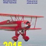 Private and rec pilot written test book by Michael Culhane