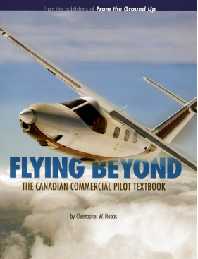 flying beyond canadian commercial pilot textbook