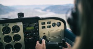 right seat approach cessna