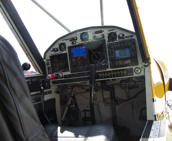 Husky Cockpit. Image from Wikipedia.org