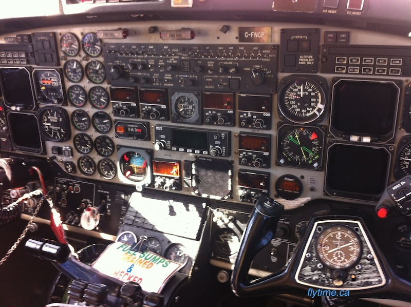 Instrument Panel of FNCP
