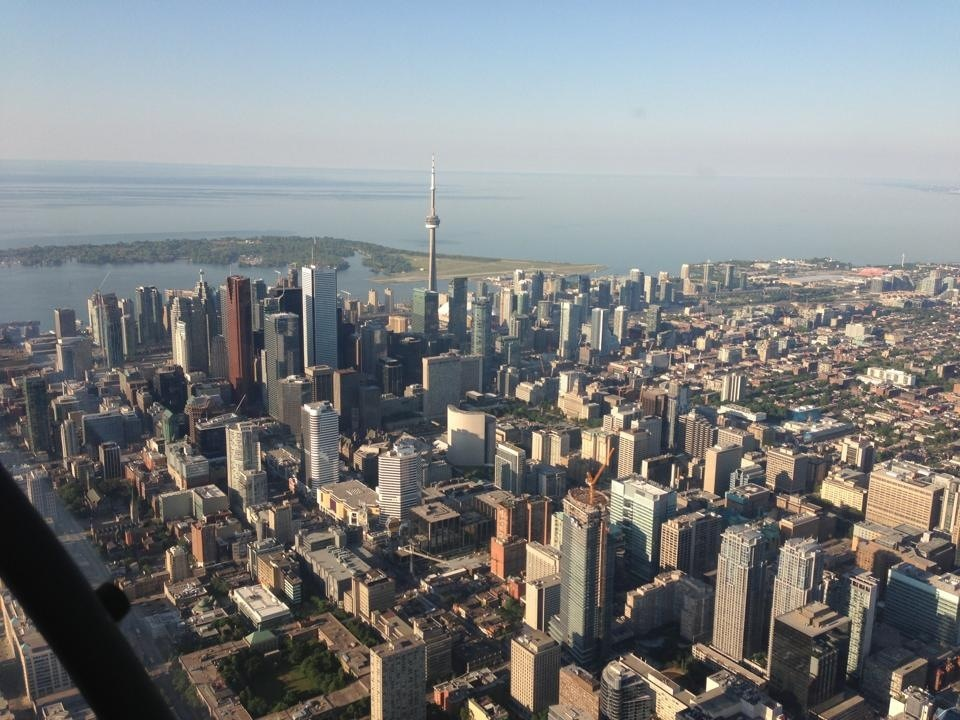 CN Tower - Thanks to Chad Scriver for the photo!